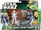 501st Legion Attack Dropship + Clone Pilot & Battle Droid