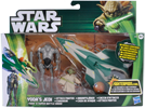 Yoda's Jedi Attack Fighter + Yoda & Super Battle Droid