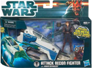 Attack Recon Fighter with Anakin Skywalker
