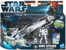 BARC Speeder with Clone Trooper