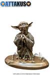 Bronze Yoda