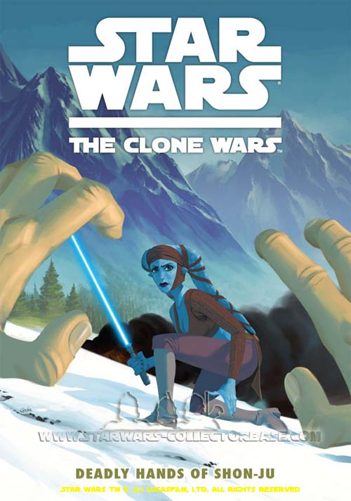 Star Wars - The Clone Wars Deadly Hands of Shon-Ju