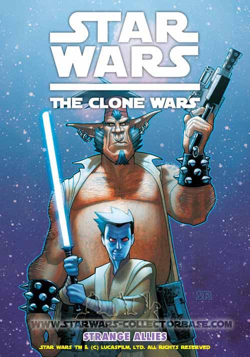 Star Wars - The Clone Wars Strange Allies