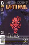 Darth Maul Photo Cover 1