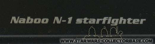 DeAgostini - Naboo N-1 Sternjäger