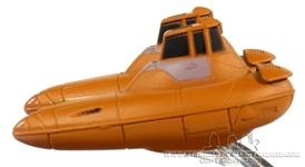 Storm IV Doppelkanzel-Wolkenwagen (Twin Pod - Cloud Car)