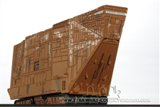 Sandcrawler - Modell von deAgostini
