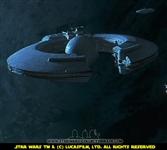 Droiden-Kontrollschiff DeAgostini #40