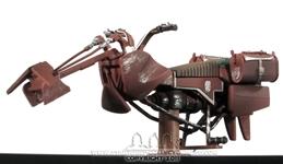 Zephyr-G Gleiter DeAgostini #52