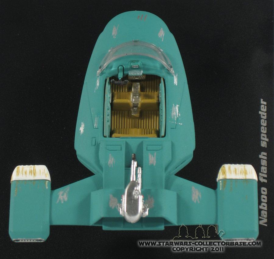 Flash Speeder der Seaph-Klasse DeAgostini #62