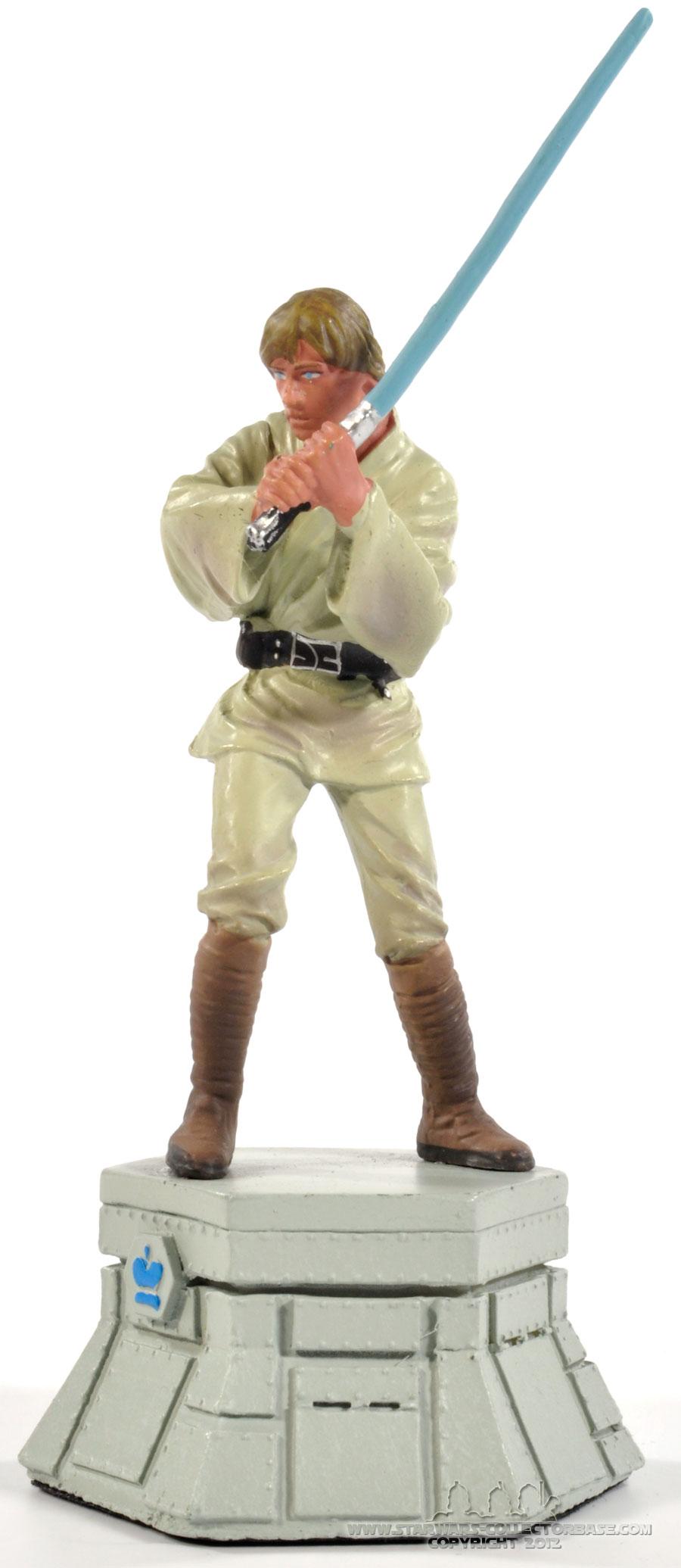 Luke Skywalker & R2-D2