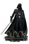 Darth Vader schwarz weiß