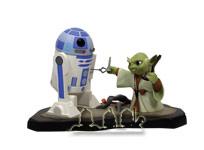 Yoda und R2-D2