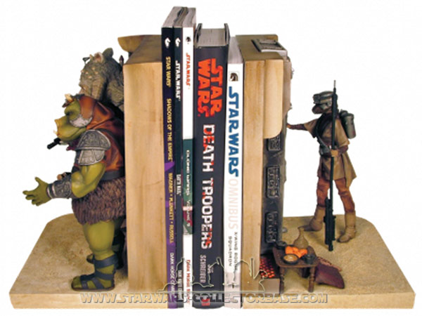 Jabba´s Palace Bookends