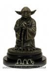 Bronze Yoda Statue