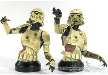 Deaht Trooper Mini Gentle Giant Mini Bust