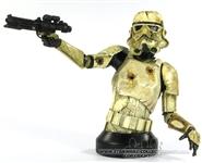 Deaht Trooper Mini Gentle Giant Mini Bust