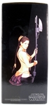 Princess Leia as Jabba's Slave - Slave Leia in Metal Bikini Mini Gentle Giant Mini Bust