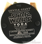 Yoda (in 3D glasses) - Gentle Giant