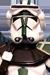 III-33 Clone Commander grün