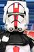 III-33 Clone Commander rot