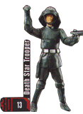30-13 Death Star Trooper (Imperial Soldier)