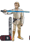 30-18 Luke Skywalker (Moisture Farmer)