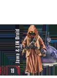30-19 Jawa & LIN Droid (Tatooine Scavenger)