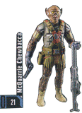 30-21 Chewbacca (McQuarrie Concept)
