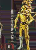 30-30 C-3PO with Salacious Crumb