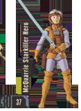 30-37 Starkiller Hero (McQuarrie Concept)