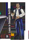 30-39 Lando Calrissian in Smuggler Outfit