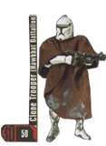 30-50 Clone Trooper (Hawkbat Battalion)