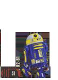 30-51 R2-B1 (Astromech Droid)