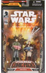 Bail Organa & Obi-Wan Kenobi