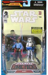Lando Calrissian & Stormtrooper