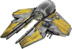 Anakin Skywalker's Jedi Starfighter T30AC