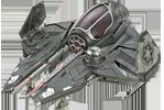 T30AC - Darth Vader's Sith Starfighter