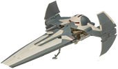 Sith Infiltrator T30AC