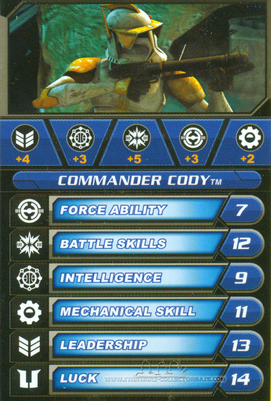 Commander Cody CW03 TCW
