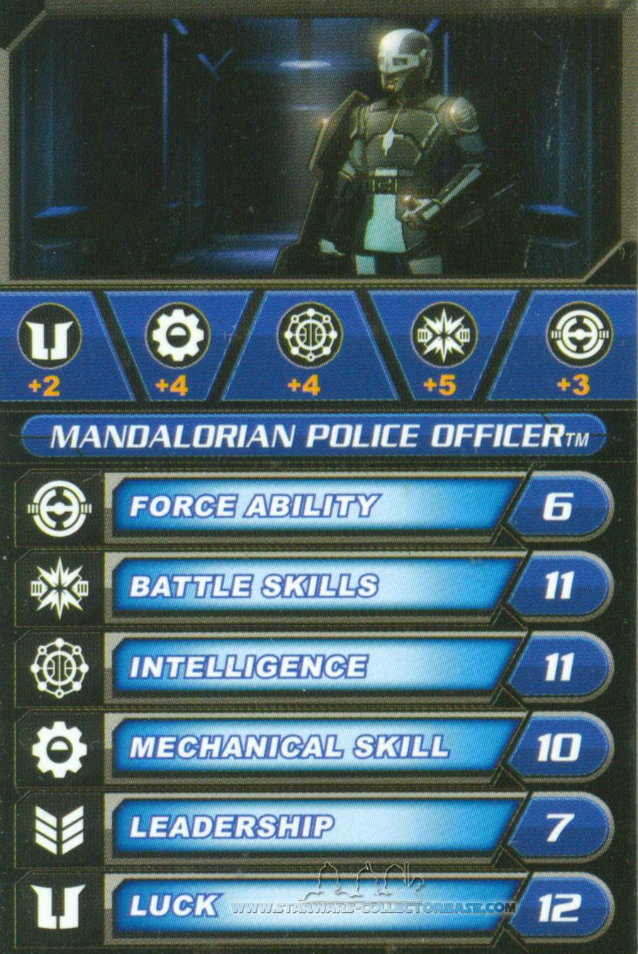 Mandalorian Police Officer CW09 TCW