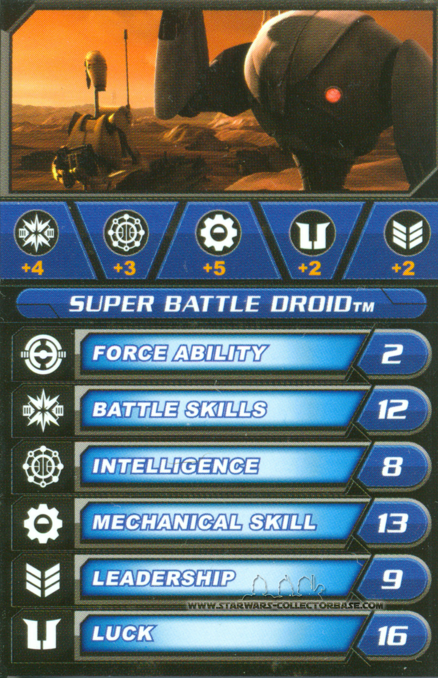 Super Battle Droid CW16 TCW