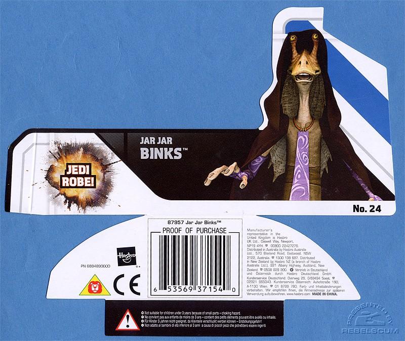 Jar Jar Binks CW65 TCW