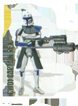 CW01 Captain Rex