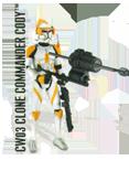 CW03 Clone Commander Cody