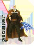CW06 Count Dooku