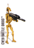 CW19 Battle Droid