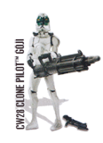 """CW28 Clone Pilot """"Goji"""""""