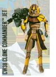 CW38 Clone Commander Jet