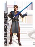 CW45 Anakin Skywalker